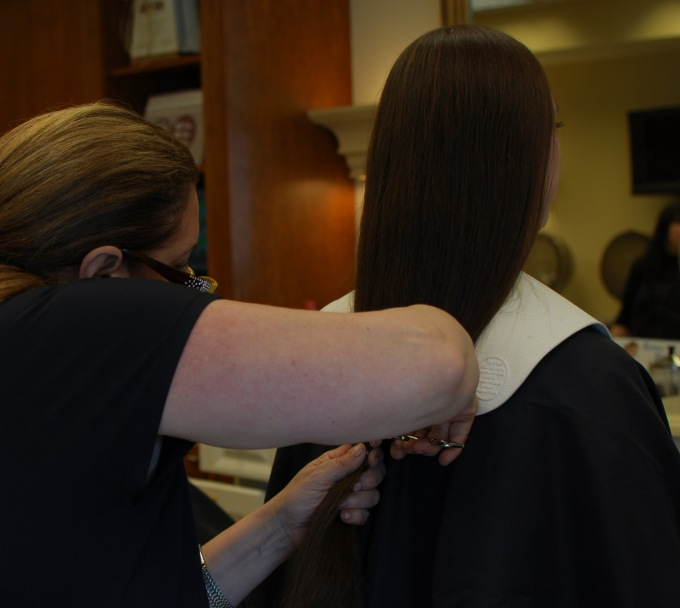 during-first-cut-hair-donation